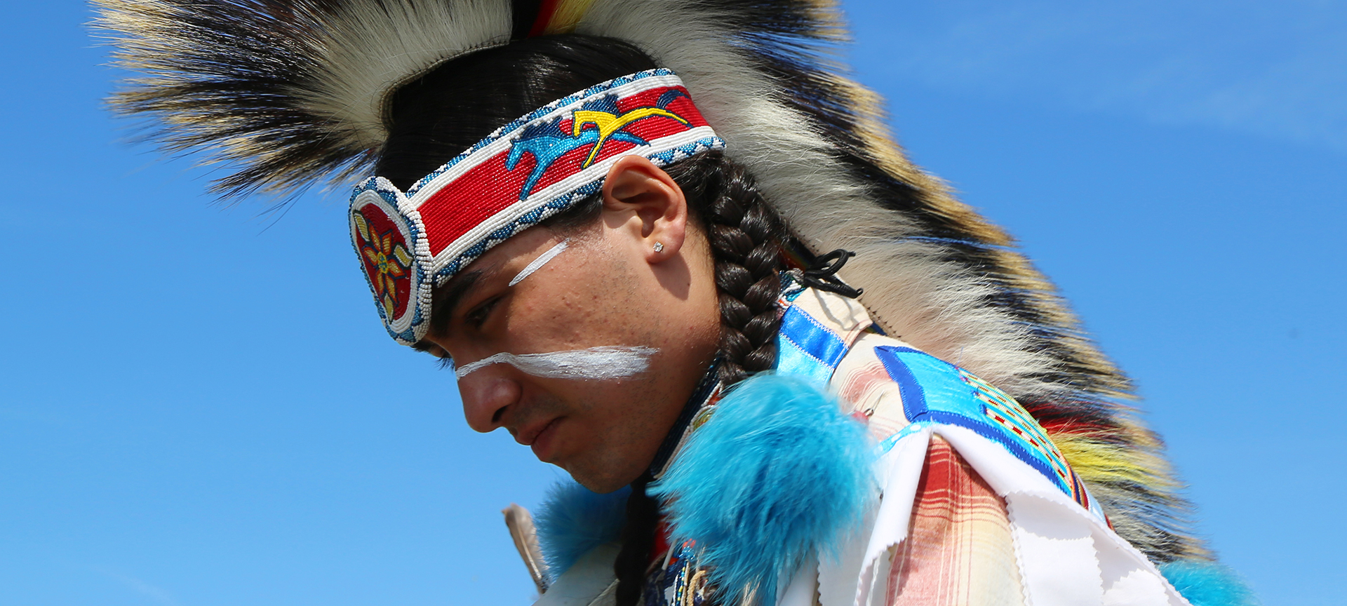 A modern pow wow is a specific type of event for Native American people to meet and dance, sing, socialise, and honour their cultures. There's generally a dancing competition, with many types of traditional dances, music and regalia, often with significant prize money awarded. Pow wows vary in length from a one-day event, to major pow wows called for a special occasion which can be up to a week long.