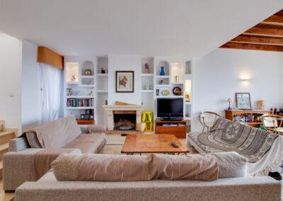 The living area at Apartamento De Lujo En Marbella, Nueva Andalucía