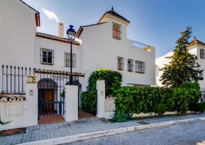 Outside Apartamento De Lujo En Marbella, Nueva Andalucía