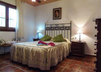 Bedroom #1 at Casa Benisalte, Órgiva