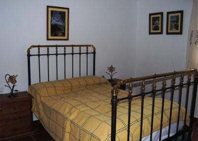 Bedroom #2 at Casa de la Monja, Villanueva de la Concepción