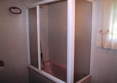 The bathroom at Casa de la Monja, Villanueva de la Concepción