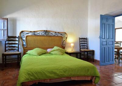 Bedroom #2 at Casa El Cielo, Almogía