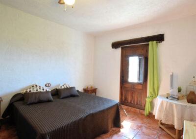 Bedroom #3 at Casa El Cielo, Almogía