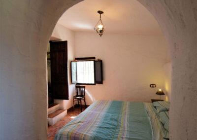 Bedroom #4 at Casa El Cielo, Almogía