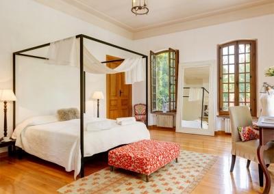 Bedroom #4 at Casa Feliz, Frigiliana