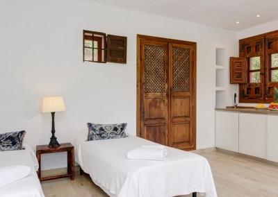 Bedroom #6 at Casa Feliz, Frigiliana
