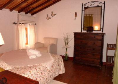 Bedroom #1 at Casa La Palmera, Arroyo Coche