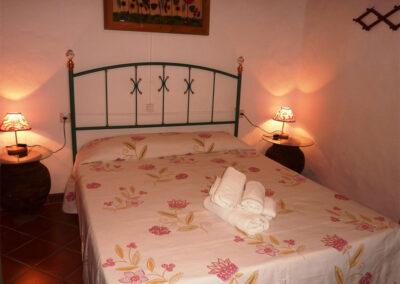 Bedroom #4 at Casa La Palmera, Arroyo Coche