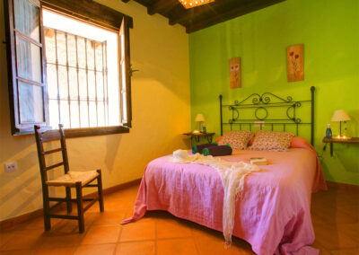 Bedroom #1 at Casa Montaña, Gaidovar