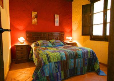 Bedroom #2 at Casa Montaña, Gaidovar