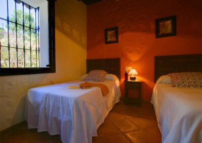 Bedroom #3 at Casa Montaña, Gaidovar