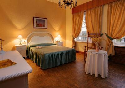 Bedroom #1 at Casa Rilke, Ronda