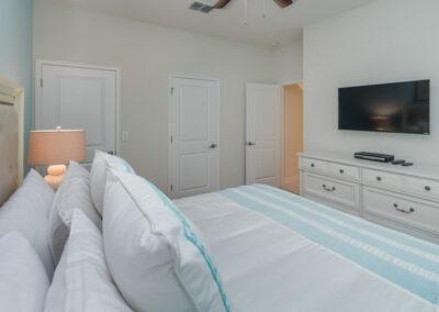Bedroom #1 at Championsgate 229, Davenport, Orlando