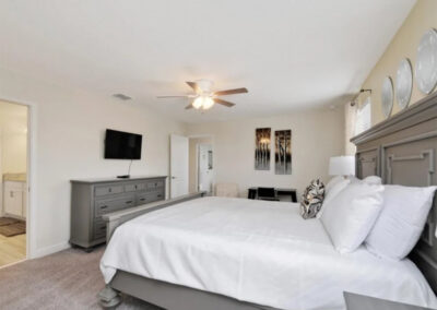 Bedroom #1 at Championsgate 84, Davenport