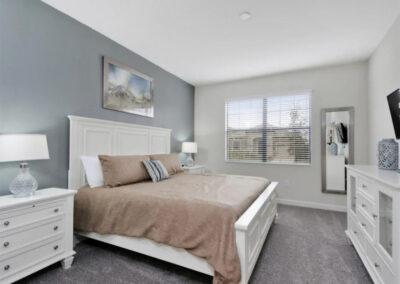 Bedroom #2 at Championsgate 84, Davenport