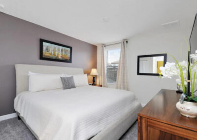 Bedroom #3 at Championsgate 84, Davenport