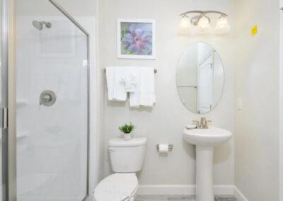 Bedroom #4 adjacent bathroom at Championsgate 84, Davenport