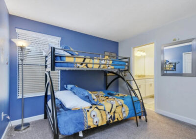 Bedroom #5 at Championsgate 84, Davenport