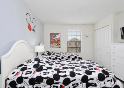 Bedroom #6 at Championsgate 84, Davenport