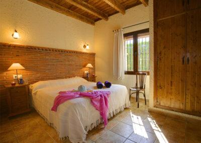 Bedroom #1 at El Nogal, Ronda