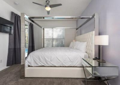Bedroom #1 at Emerald Island Resort 13, Kissimmee