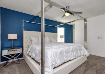 Bedroom #2 at Emerald Island Resort 13, Kissimmee