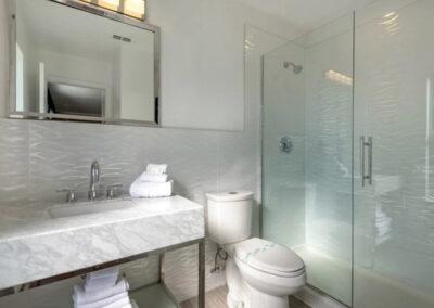 Bedroom #2 en-suite at Emerald Island Resort 13, Kissimmee