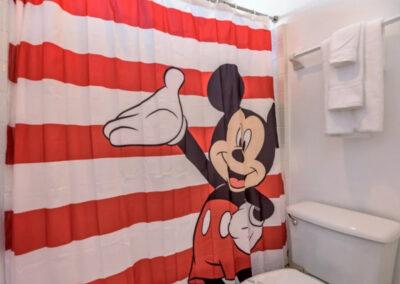 Bedroom #3 & #4 Jack 'n Jill en-suite at Emerald Island Resort 13, Kissimmee