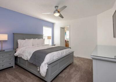 Bedroom #6 at Emerald Island Resort 13, Kissimmee