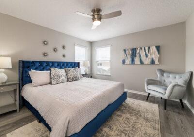 Bedroom #5 at Emerald Island Resort 18, Kissimmee