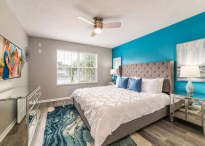 Bedroom #6 at Emerald Island Resort 18, Kissimmee