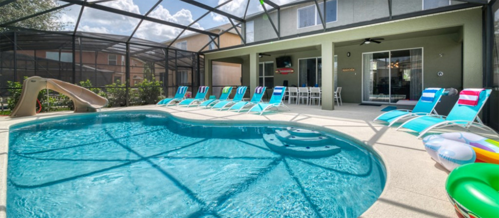 Emerald Island Resort 18, Kissimmee