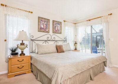 Bedroom #4 at Emerald Island Resort 25, Kissimmee, Orlando