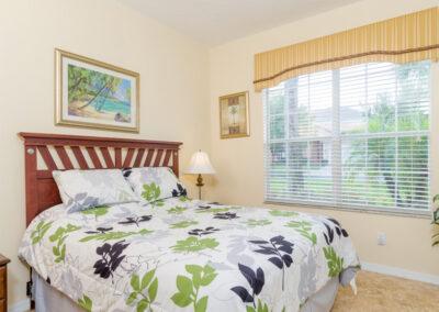 Bedroom #1 at Emerald Island Resort 58, Kissimmee, Orlando