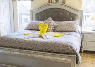 Bedroom #2 at Emerald Island Resort 58, Kissimmee, Orlando