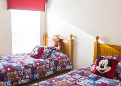 Bedroom #4 at Emerald Island Resort 58, Kissimmee, Orlando