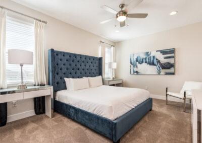 Bedroom #1 at Encore Resort 394, Kissimmee