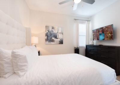 Bedroom #3 at Encore Resort 394, Kissimmee