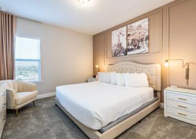 Bedroom #2 at Encore Resort 443, Kissimmee