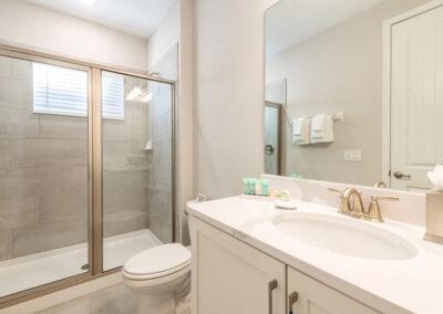 Bedroom #2 en-suite at Encore Resort 443, Kissimmee