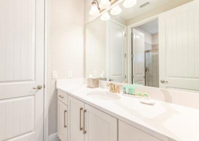 Bedroom #3 & #4 adjacent bathroom at Encore Resort 443, Kissimmee