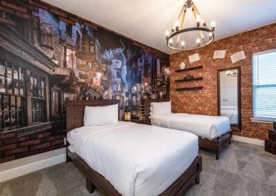 Bedroom #5 at Encore Resort 443, Kissimmee