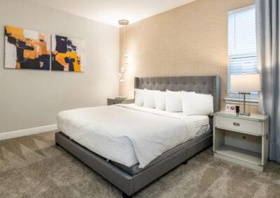 Bedroom #6 at Encore Resort 443, Kissimmee