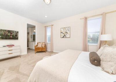 Bedroom #2 at Encore Resort 550, Kissimmee