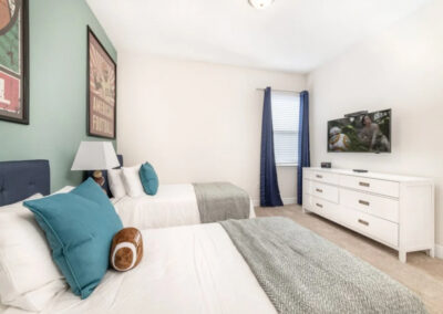 Bedroom #3 at Encore Resort 550, Kissimmee