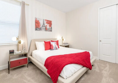 Bedroom #4 at Encore Resort 550, Kissimmee