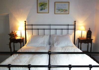 Bedroom #1 at Finca Lomas de Tienda, Villanueva de la Concepción