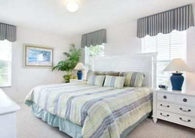 Bedroom #1 at Formosa Gardens 38, Kissimmee