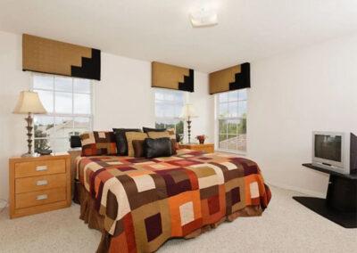Bedroom #4 at Formosa Gardens 38, Kissimmee